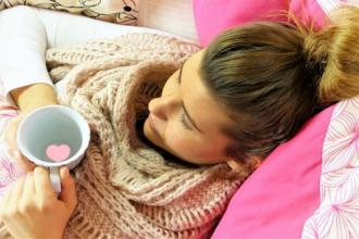 12 rad při nachlazení, kašli, rýmě