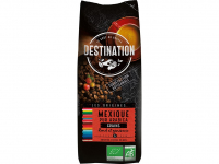 DESTINATION Mexiko zrnková káva BIO 250 g