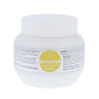 Kallos Banana Fortifying Hair Mask 275ml Maska na suché a poškozené vlasy