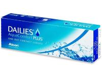 ALCON Dailies AquaComfort Plus jednodenní čočky 30 kusů, Počet dioptrií: -0,50, Počet kusů v balení: 30 ks, Průměr: 14,0, Zakřivení: 8,7