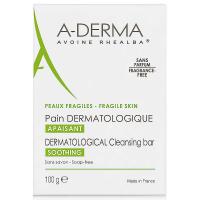 A-DERMA Dermatologická mycí kostka 100 g