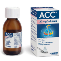 ACC Sirup 20 mg/ml 100 ml