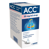 ACC 20 mg sirup 1x200 ml