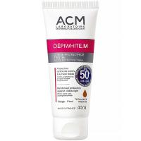 ACM Dépiwhite M Tónovaný ochranný krém SPF 50+ 40 ml