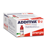 ADDITIVA B12 shots 30 ampulek