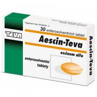 AESCIN-TEVA  30X20MG Potahované tablety