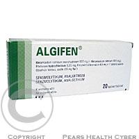 ALGIFEN  20 Tablety