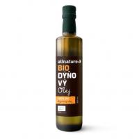 ALLNATURE Dýňový olej 250 ml BIO