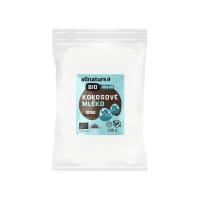 ALLNATURE Kokosové mléko sušené 100 g BIO