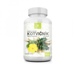 ALLNATURE Kotvičník bylinný extrakt 60 kapslí