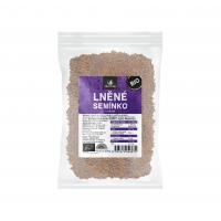 ALLNATURE Lněné semínko hnědé 200 g BIO