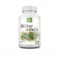 ALLNATURE Zelený ječmen bylinný extrakt 60 kapslí
