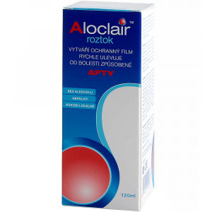 ALOCLAIR roztok 120 ml