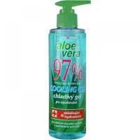 VIVACO Chladivý gel po opalování s Aloe Vera 97% 250 ml