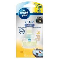 AMBI PUR Car Anti Tobacco Náplň do osvěžovače vzduchu Citrus 7 ml
