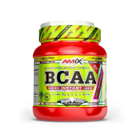 AMIX BCAA Micro Instant Juice 500 g, Juicy orange