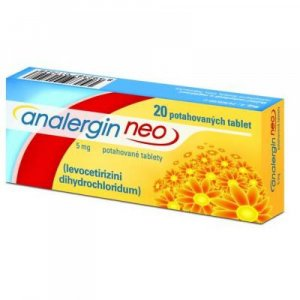 ANALERGIN Neo 5 mg x 20 tablet