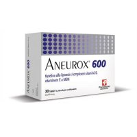 PHARMASUISSE Aneurox 600 30 tablet