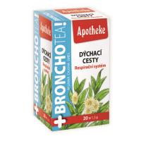 APOTHEKE BRONCHOTEA 20x1,5 g
