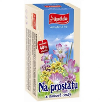 APOTHEKE Na prostatu čaj 20x1,5 g