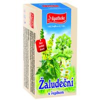 APOTHEKE Žaludeční čaj 20 sáčků
