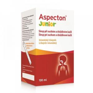 APOTEX Aspecton Junior sirup 100 ml