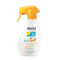 ASTRID Sun Dětské mléko na opalování Sprej OF 30 200 ml