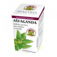 SPAGYRIA Ašvaganda 60 bylinných kapslí