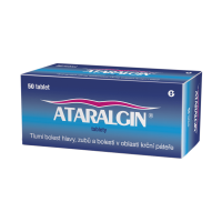 ATARALGIN 325 mg 50 tablet