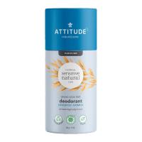 ATTITUDE Přírodní tuhý deodorant Super leaves  Bez sody a bez vůně 85 g