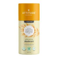 ATTITUDE Přírodní tuhý deodorant Super leaves Bez sody s arganovým olejem 85 g