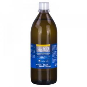PHARMA ACTIV Koloidní stříbro Ag 100 25 ppm 1000 ml