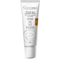 AVÉNE Couvrance Tekutý krycí make-up Tmavý SPF 20 30 ml