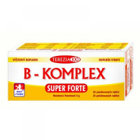 B-komplex Super Forte 20 tablet