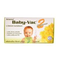 Baby - VAC 2 Ergonomic arianna dětská odsávačka