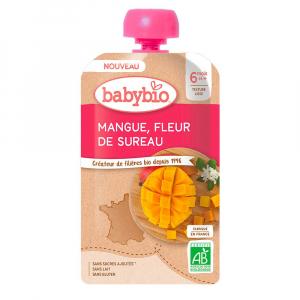 BABYBIO mango bezový květ 120 g