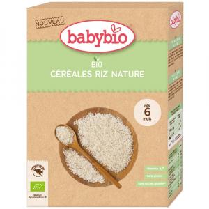 BABYBIO Nemléčná rýžová kaše BIO 200 g