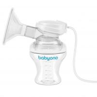 BABYONO Odsávačka mateřského mléka elektrická Natural Nursing
