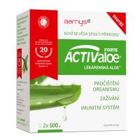 BARNY´S ACTIValoe limitovaná edice 2x 500 ml