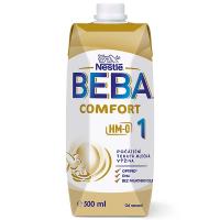 BEBA Comfort 1 HM-O Liquid Tekuté počáteční mléko od narození 500 ml
