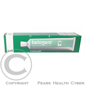 BELOGENT MAST UNG 1X30GM