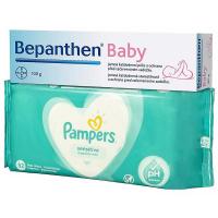 BEPANTHEN Baby mast 100 g + PAMPERS ubrousky 52 ks ZDARMA