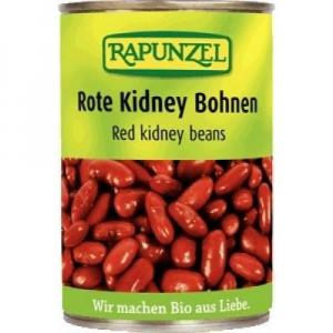 RAPUNZEL Červené fazole sterilované BIO 400 g