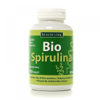 HEALTH LINK Spirulina 500 mg 300 tablet BIO