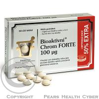 PHARMA NORD Bioaktivní Chrom Forte 100 mcg 60 tablet