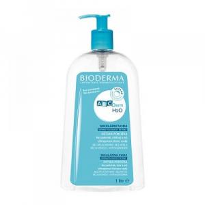 BIODERMA ABCDerm H2O Micelární voda 1000 ml