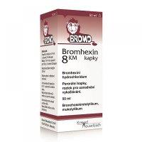 BROMHEXIN 8 KM kapky 50 ml