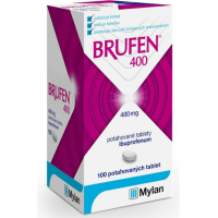 Brufen 400 mg 100 tablet