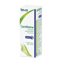 CANDIBENE sprej 1% 40 ml