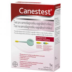 CANESTEST pro samodiagnostiku vaginálních infekcí 1 kus